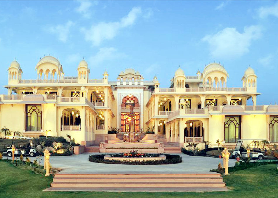 Rajasthali Resort